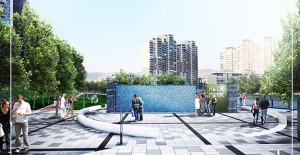 İzmir Mavişehir'de kentin en nitelikli parklarından biri kurulacak!