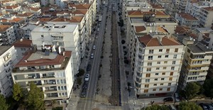 İzmir Şair Eşref Bulvarı'ndaki çalışmaların 1. etabı tamamlandı!