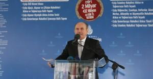 Kadir Topbaş 'Eminönü'nden Eyüp'e tramvay hattı yapılacak'!
