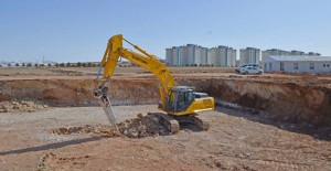 TOKİ Kayseri Bünyan'da 216 adet konut için çalışmalar başladı!