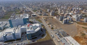 Kepez Devlet Hastanesi Sütçüler bölgesinin ticaret merkezi oldu!