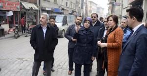 Konya Meram Şükran Mahallesin'de dönüşüm devam ediyor!