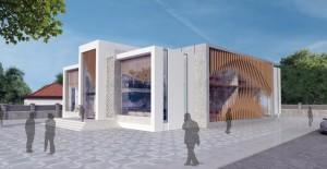 Konya Meram Yenice'de Gençlik Merkezi'nin temeli 29 Mart'ta atılıyor!