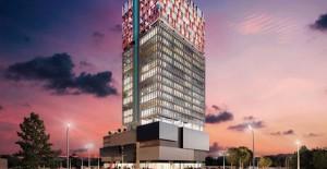 Megapol'ün 7'nci projesi Çarşı Kule İzmir'de yükseliyor!