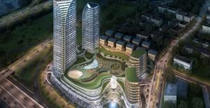 Nilüfer'e yeni proje; Central Balat