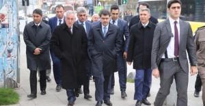 Remzi Aydın 'Eyüp'te çalışmalar devam ediyor'!