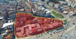 Santral Garaj 2. etap dönüşüm alanında çalışmalar başladı!