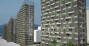 Sur Yapı Yeşil Mavi projesinin detayları!