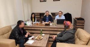 TOKİ Kızılcahamam Karşıyaka Mahallesi'nde görüşmelere başladı!