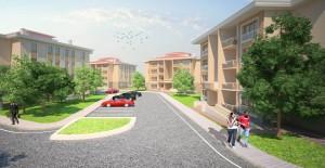 TOKİ Konya Akören'de 157 konut inşa edecek!