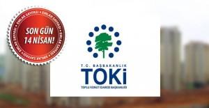 TOKİ Şanlıurfa Maşuk'ta 1364 konutun başvuruları 27 Mart'ta başlıyor!