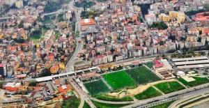 Trabzon Tabakhane'de Kanuni Bulvarı'na bağlanacak yol ihaleye çıkıyor!