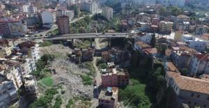 Trabzon Tabakhane hafriyatlarında yeni adım atıldı!