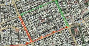 Antalya Turgut Reis Caddesi 25 gün trafiğe kapatılacak!