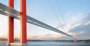 Ve 1915 Çanakkale Köprüsü'nde imzalar atıldı!