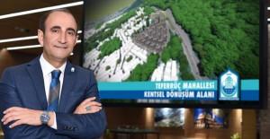 TeferrüçKentsel Dönüşüm Projesi ile Uludağ'ın etekleri değişecek!