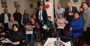 Yunusemre Belediyesi'nden engelli vatandaşlara ev müjdesi!