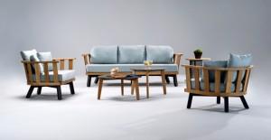 2017 yaz aylarının bahçe mobilya trendleri!