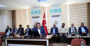 Aksaray Belediyesi vatandaşlara tapularını dağıttı!