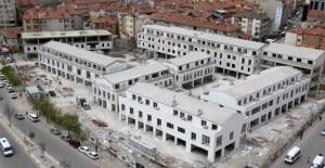 Aksaray Piri Mehmet Paşa Çarşısı çalışmaları tüm hızıyla devam ediyor!