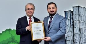 AND Kozyatağı Türkiye'den 5 Starsertifikası alan ilk bina oldu!