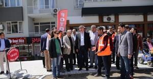 Antalya Şarampol Caddesi ticari ve sosyal yaşamın merkezi olacak!