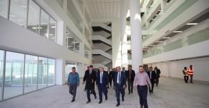 Arnavutköy Yeni Yönetim Merkezi çalışmaları bitiyor!
