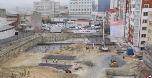Bağcılar'da Çetsa Park Evlerinin temeli atıldı!