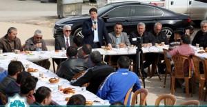 Başkan Yazgı Aksaray sanayi esnafını yeni projeleri hakkında bilgi verdi!