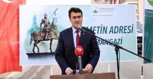 Bursa Hamitler Spor Tesisleri'nin temeli atıldı!
