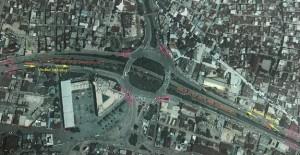 Bursa Kent Meydanı kavşağı ve Ankara-İzmir alt yolu trafiğe kapatılacak!