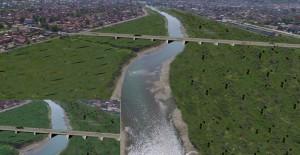 Bursa Mustafakemalpaşa'da Kirmasti 3. köprünün temeli atıldı!
