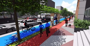 Büyükçekmece 'Kentsel Tasarım Uygulama Projesi' çalışmaları devam ediyor!