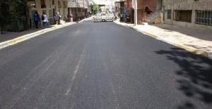 Eyüp Belediyesi asfalt çalışmalarına aralıksız devam ediyor!