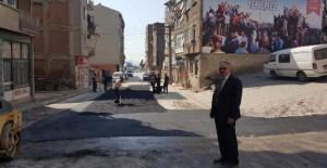 Gemlik Belediyesi Kumla Yolu asfalt çalışmalarına devam ediyor!