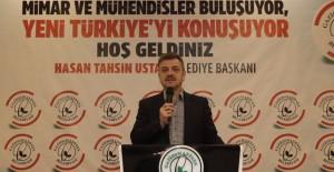 Hasan Tahsin Usta 'Bu yıl içinde dönüşümle 5 temel daha atacağız'!