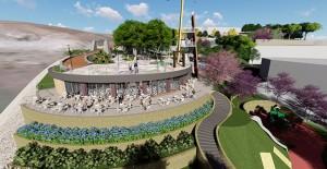 İzmir Bornova Macera Park ile Buca Adatepe Parkı'nın yapımına başlandı!