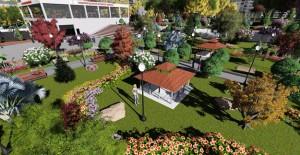 Karaköprü Seyrantepe'de yaşam alanı ve meydan projesinin temeli atıldı!