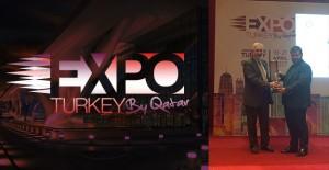 Katar Expo'nun en büyük ödülü Tekfen Holding'in oldu!