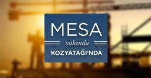 Mesa Kozyatağı projesi iletişim!