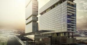 Nuhoğlu İnşaat ve Dalgıç GY'den yeni proje; Cubes Ankara projesi