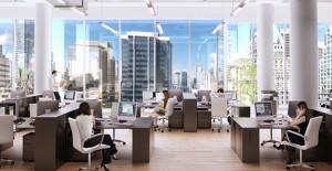 Ofis kira ve satışında öne çıkan bölgeler hangileri!