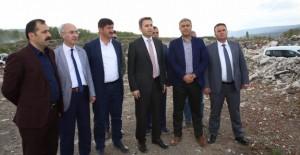 Tokat'ın 30 yıllık çöp alanı dönüşümle park olacak!