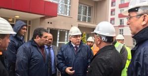 """""""TOKİ Niğde projesi Türkiye'de 40-50 yıl örnek gösterilecek""""!"""
