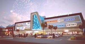 Torunlar GYO imzası taşıyan Mall ofAntalya 28 Nisan'da açılıyor!