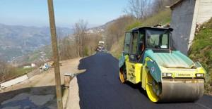 Trabzon Büyükşehir Belediyesi Erikli Mahallesi'nde yol çalışmalarına başladı!