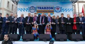Trabzon Meydan Parkı 2.Etap Kentsel Yenileme Projesi'nin açılışı yapıldı!