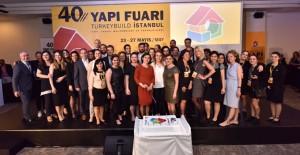 40. Yapı Fuarı – Turkeybuild İstanbul 40 farklı etkinlikle kutlanıyor!