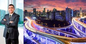 """""""Akıllı Şehirler geleceğin yaşam biçimi olacak""""!"""