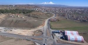 Aksaray TOKİ-Akin Yolu çalışmaları bitiyor!